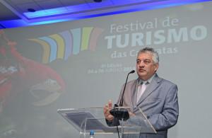 Coordenador do FIT Cataratas, Paulo Angeli - Foto Marcos Labanca