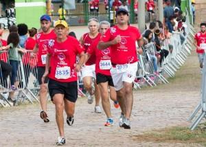 O corredor Antonio Gonçalves vai disputar pela primeira vez a Meia das Cataratas