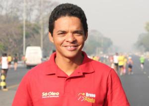 Bruno Nascimento vai aproveitar a viagem  para passear pelos atrativos de Foz