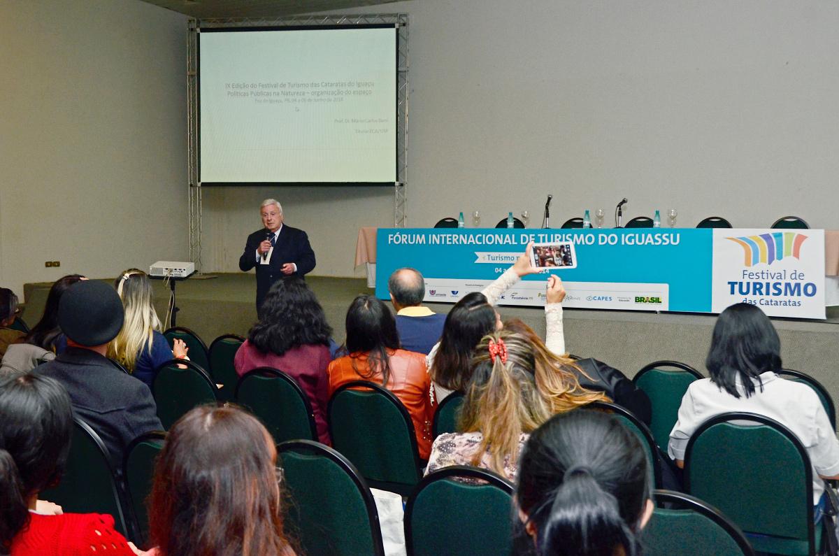Fórum Internacional de Turismo do Iguassu - Foto Marcos Labanca