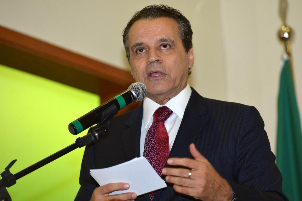 Ministro do Turismo Henrique Eduardo Lyra Alves - Foto Fabio Rodrigues Pozzebom/Agência Brasil