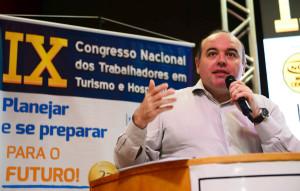 Segundo Sandro, momentos de crise são fundamentais para a reconstrução de sonhos - Foto Marcos Labanca