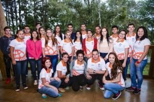 Formação de adolescentes no turismo, por meio do Trilha Jovem, foi novamente reconhecida pela Fundação Banco do Brasil - Foto Marcos Labanca