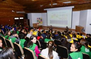 Gincana ajudou a fixar o conteúdo estudado nas aulas - Foto Marcos Labanca
