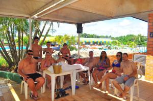 No Acquamania, a diversão é garantida para toda a família - Foto Digital