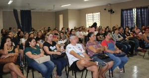 Educadores discutem a mercantilização do ensino - foto APP-Sindicato-Foz-Arquivo