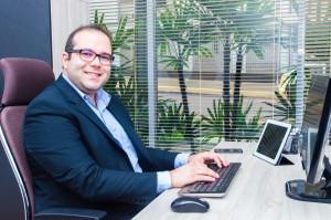 Alvaro Almeida, proprietário da BCMED – foto Marcos Labanca