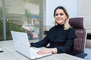 Danielly Almeida, proprietária da BCMED – foto Marcos Labanca