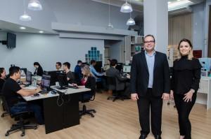 Empresa de Foz é a 6ª que mais cresce no país - foto Marcos Labanca