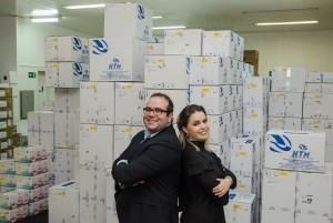Empresa vende pela internet e em loja física em Foz - foto Marcos Labanca