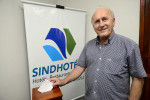 Neuso Rafagnin é eleito presidente do Sindhotéis - Foto Marcos Labanca