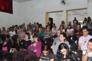 Educadores realizam reunião nesta quarta-feira - foto APP-Sindicato-Foz - Arquivo