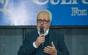 Mario Camargo, presidente do Codefoz - foto Marcos Labanca