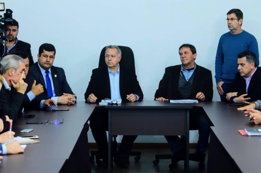 Reunião do Comtur em julho recebeu autoridades para tratar de assuntos de interesse da cidade - Foto Christian Rizzi