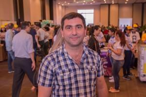 James Bortolini (Technos Informática) -- Foto Tiago Lino