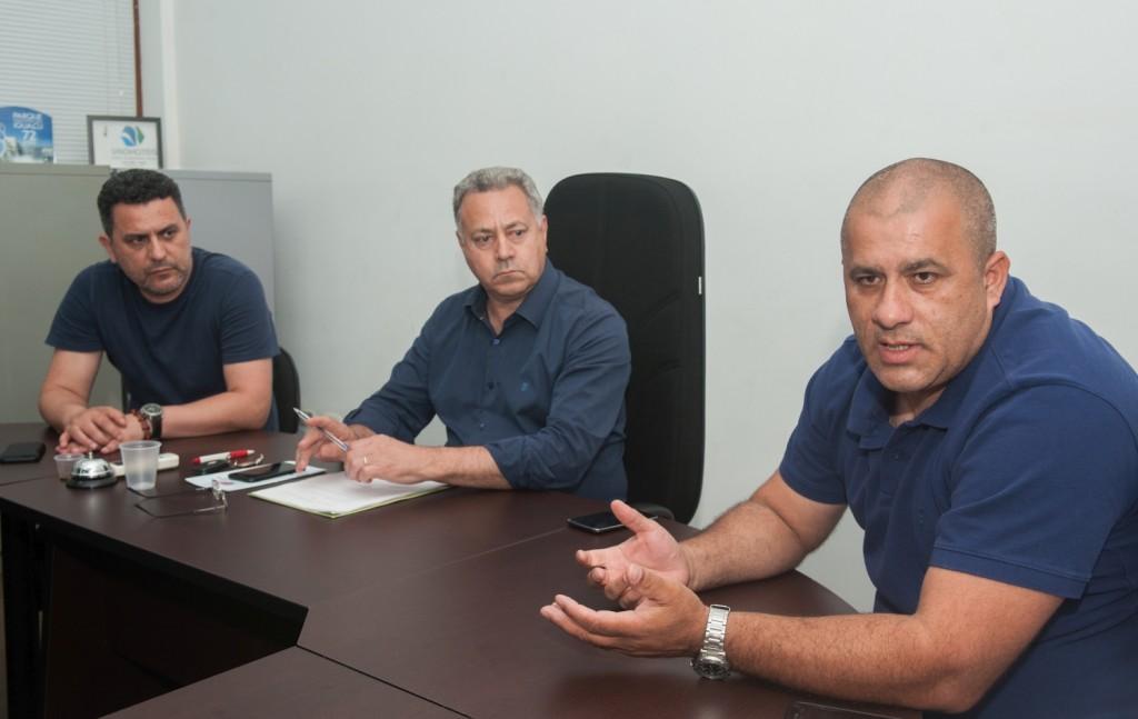 Deputado estadual eleito participou da reunião plenária do Comtur - Foto Marcos Labanca
