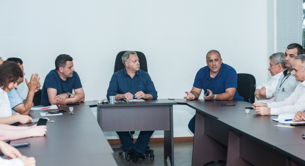 Fruet colocou o mandato parlamentar às disposição do Comtur - foto Marcos Labanca