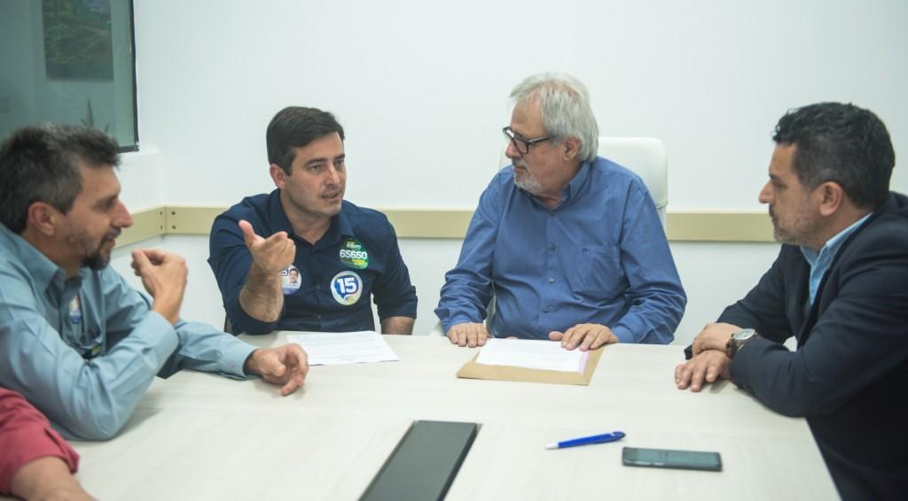 João Arruda no Codefoz - Marcos Labanca 2