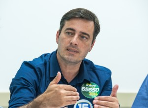 João Arruda no Codefoz - foto Marcos Labanca